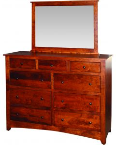 Country Shaker High Dresser