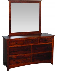Country Shaker Low Dresser