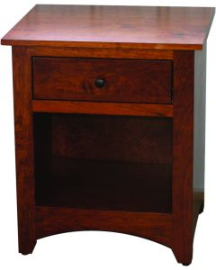 Country Shaker Nightstand