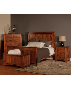 Boulder Creek Queen Bed