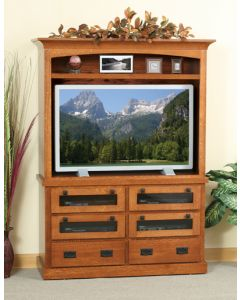 Heirwood Entertainment Center