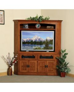 Heirwood Corner Entertainment Center