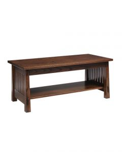 Country Mission Coffee Table