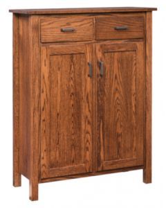 Double Door Jelly Cabinet