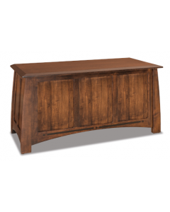 Boulder Creek Blanket Chest W/ Cedar Bottom