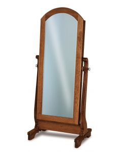 Chippewa Sleigh Beveled Jewelry Mirror