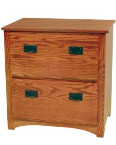 Mission Lateral File Cabinet