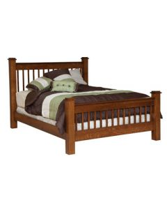 Michaels Mission Slat Bed