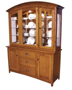 Old Century Mission Hutch