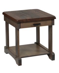 Ole Barn End Table