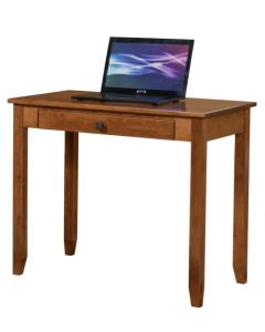 Quick Ship Shaker Writing Desk