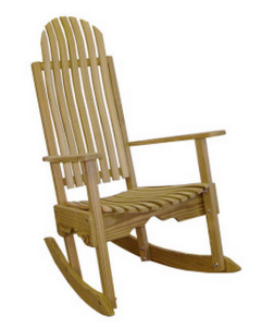 Treated Rocker