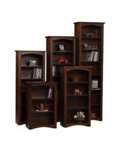 "24"" Shaker Bookcases"