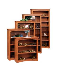 "36"" Shaker Bookcases"