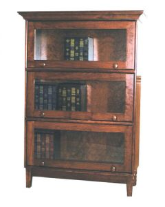 Shaker Barrister Bookcase