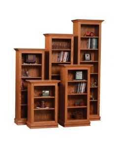 "24"" Traditional Bookcases"