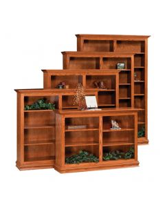 "48"" Traditional Bookcases"