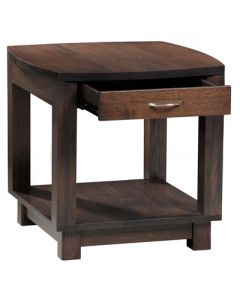 Urban Bow Top End Table