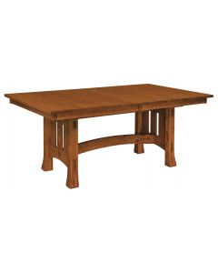 Old Century Mission Trestle Table