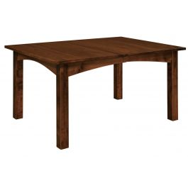 Heidi Solid Wood Amish Leg Table